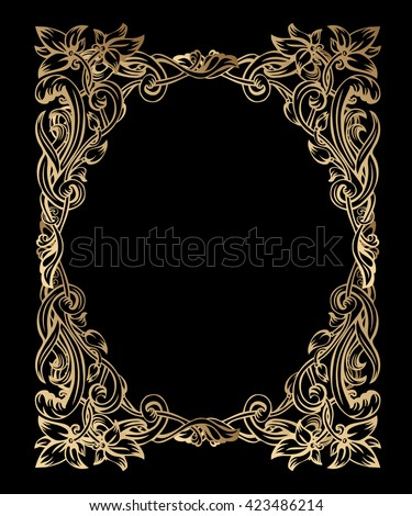 oval border stock images royalty free images vectors. Black Bedroom Furniture Sets. Home Design Ideas