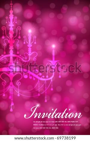 luxury chandelier background 04 background pink chandelier