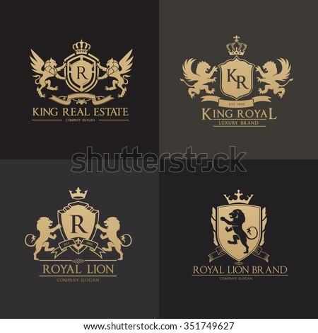 lion logo stock images, royalty-free images & vectors | shutterstock