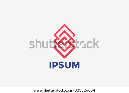Rhombus Logo Stock Images, Royalty-Free Images & Vectors ...