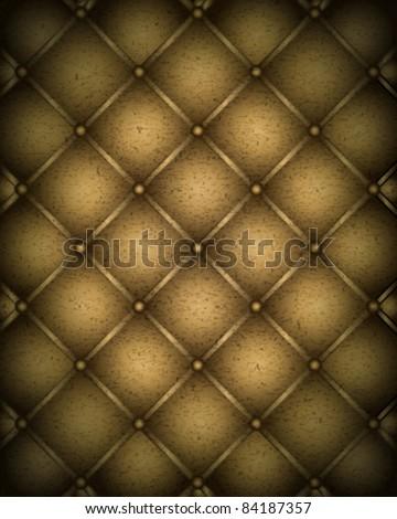 Luxury leather vector background. Eps 10 - stock vector
