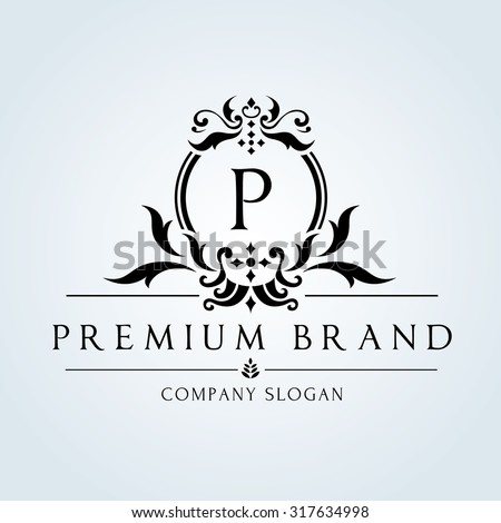 Luxury Vintage, Crests logo,Crest. Business sign, identity,Restaurant logo, Royalty Brand, Boutique, Hotel, Heraldic,education, Fashion ,Real estate,Resort,King, vintage, property,Vector logo template - stock vector