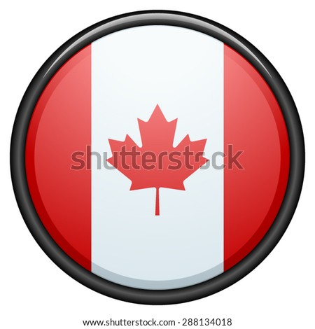 Made in Canada - stock vector