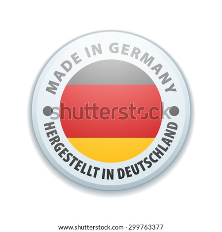 Made in Germany (non-English text - Made in Germany)