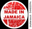 made in jamaica - stock