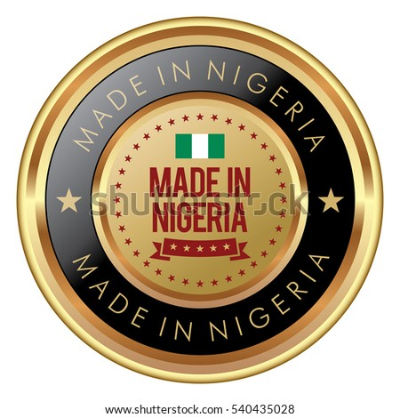 Made in Nigeria badge
