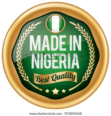 made in nigeria icon