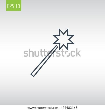 Magic icon, Magic icon eps10, Magic icon vector, Magic icon eps, Magic icon jpg, Magic icon path, Magic icon flat, Magic icon app, Magic icon web, Magic icon art, Magic icon, Magic icon AI, Magic icon - stock vector
