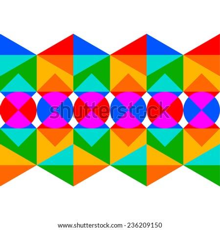 Magic Pattern - stock vector