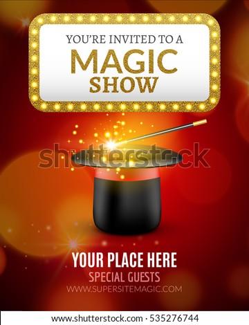 essay on magic show