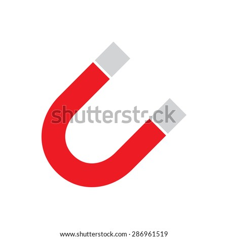 Magnet Symbol Icon Stock Vector HD (Royalty Free) 286961519 ...