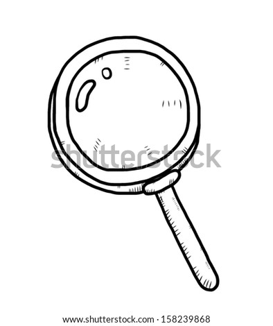 Magnifying Glass Hand Stock Images Royalty Free Images