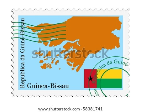 mail to/from Guinea-Bissau