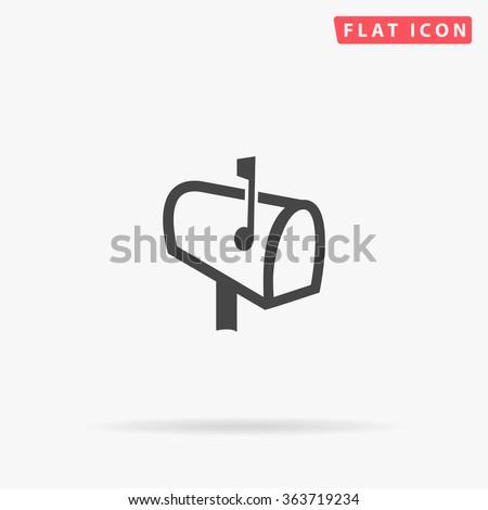 Mailbox Icon Vector. Mailbox Icon JPEG. Mailbox Icon Picture. Mailbox Icon Image. Mailbox Icon Graphic. Mailbox Icon Art. Mailbox Icon JPG. Mailbox Icon EPS. Mailbox Icon AI. Mailbox Icon Drawing - stock vector