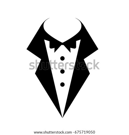 male wedding dress icon