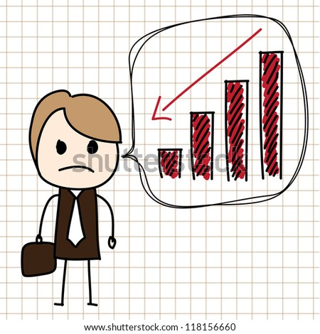 male with loss graph