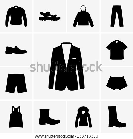 Man clothing