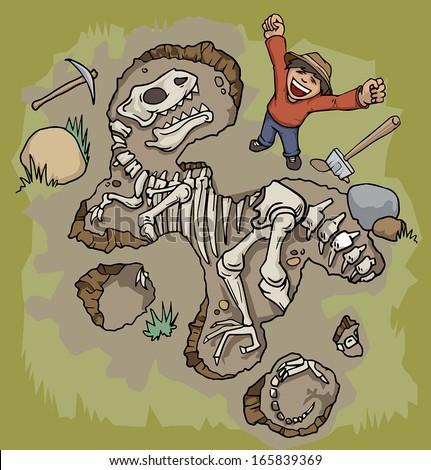 paleontologist clipart - photo #21