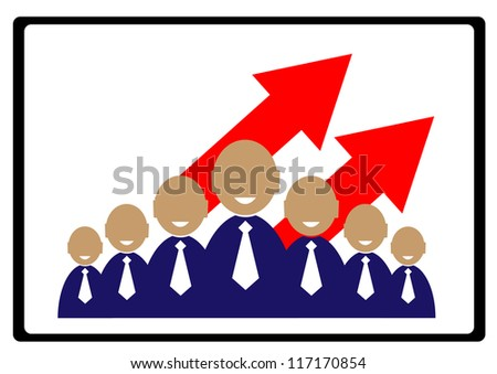 man icon,people icon,business icon. - stock vector