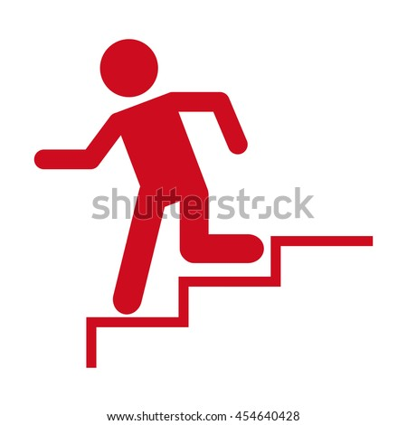 Fire Escape Stairs Stock Vectors Images Amp Vector Art