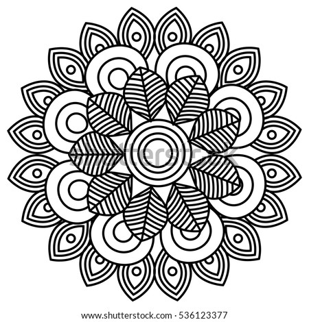 Mandala Art Stock Images, Royalty-Free Images & Vectors ...