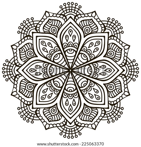 Mandala Vector Stock Images Royalty Free Images Amp Vectors