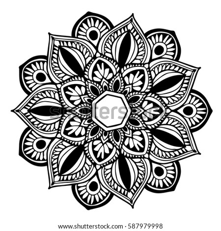 Round Flowers Stock Images, Royalty-Free Images & Vectors ...
