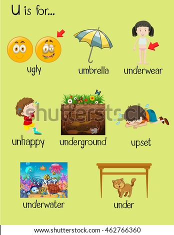 things that start with letter u u is for umbrella stock images royalty free images 407