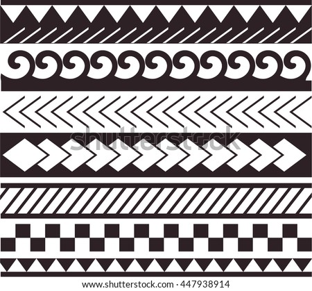 Polynesian Tattoo Stock Images Royalty Free Images amp Vectors