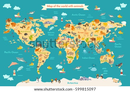 how to make a world map travel animation
