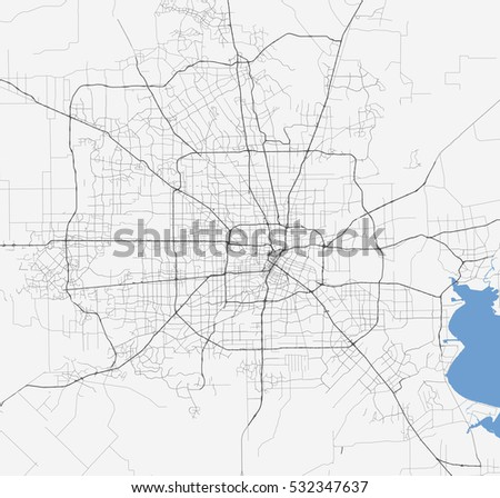 Texas Road Map Stock Images RoyaltyFree Images Vectors - Tx city map