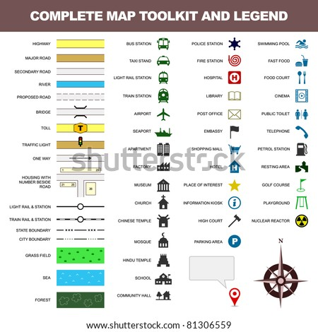 map legend stock images royalty free images vectors shutterstock