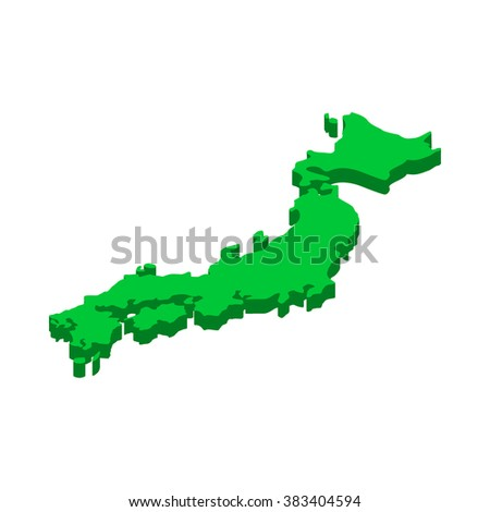 Map of Japan icon. Map of Japan icon art. Map of Japan icon web. Map of Japan icon new. Map of Japan icon www. Map of Japan icon app. Map of Japan icon big. Map of Japan icon best. Map of Japan sign - stock vector