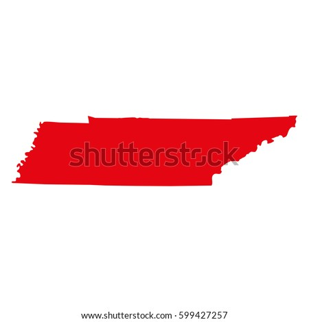 Tennessee Map Stock Images RoyaltyFree Images Vectors