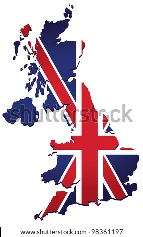 Uk Map Stock Images, Royalty-Free Images & Vectors | Shutterstock