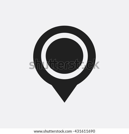 Map pin Icon, Map pin Icon Eps10, Map pin Icon Vector, Map pin Icon Eps, Map pin Icon Jpg, Map pin Icon, Map pin Icon Flat, Map pin Icon App, Map pin Icon Web, Map pin Icon Art, Map pin Icon - stock vector