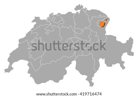 Appenzell Innerrhoden Images Stock Photos Vectors Shutterstock