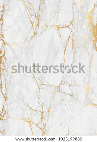 Marble golden texture background vector illustration em vetor stock marble with golden texture background vector illustration for invitation and modern design template stopboris Images