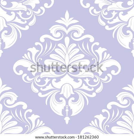 March Seamless Pattern - stock vector
