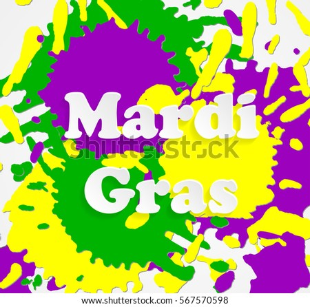 Fat Tuesday Stock Photos, Royalty-Free Images & Vectors - Shutterstock