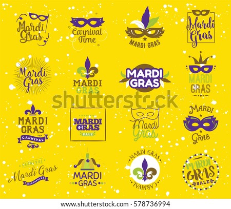 Mardi Gras Beads Isolated Stock Images, Royalty-Free ...