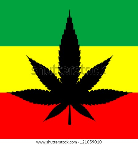 Marijuana - stock vector