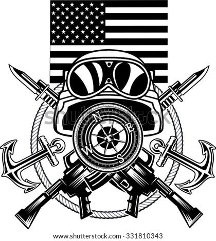 marine corps anchor usa flag stock vector royalty free 331810343 rh shutterstock com marine corps logo vector file marine corps logo vector art