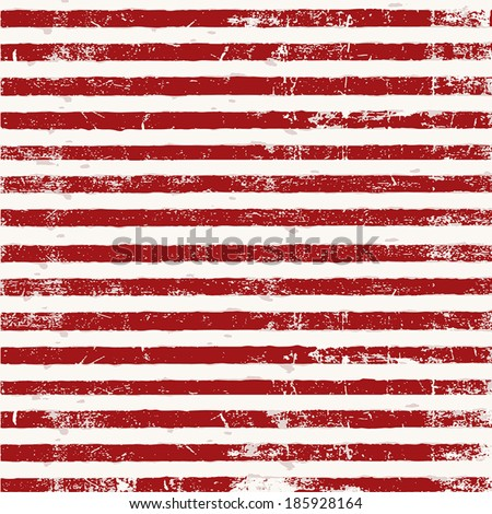 Marine stripes themed background printing design. - stock vector