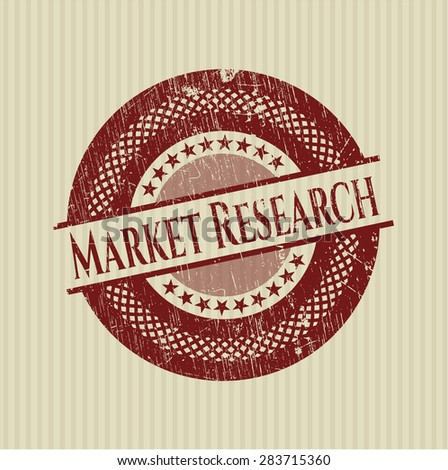 Market Research rubber seal