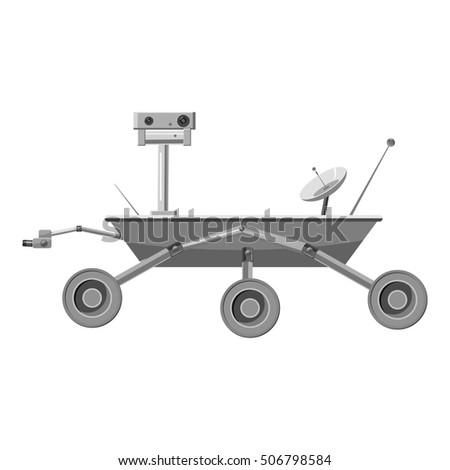 mars rover vector - photo #16