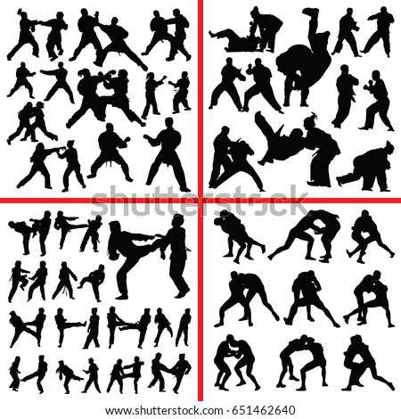martial art mix