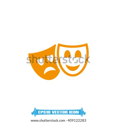 Masks Icon Vector