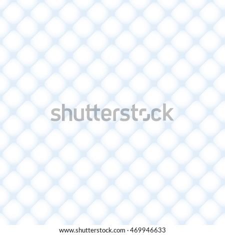 mattress texture. Mattress Texture Seamless Pattern - White To Blue Elements On Darker Background Realistic Illusion Gradient