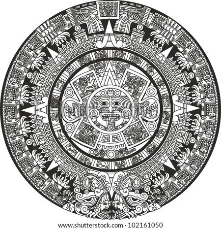 mayan calendar stock images royaltyfree images amp vectors